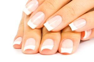 Manicure, kunstnagels